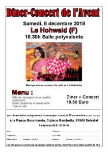 Plakat Le Hohwald